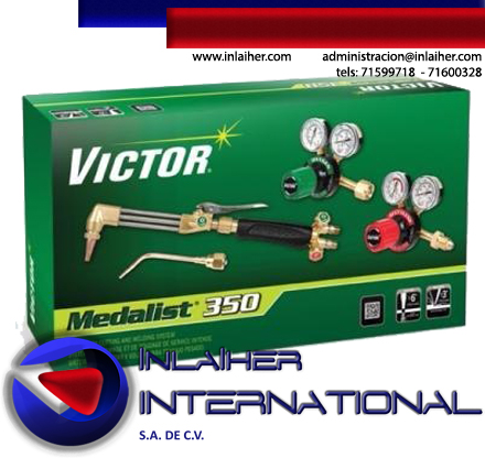EQUIPO VICTOR 350